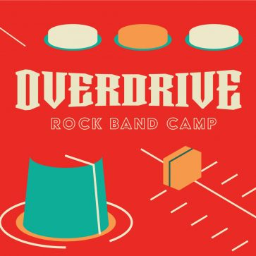 Overdrive Rock Band Camp