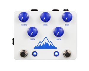JHS Alpine Reverb Pedal at Mason Music in Birmingham, Alabama
