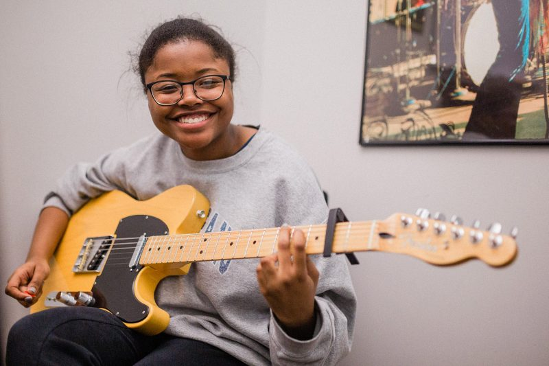 Electric Guitar Lessons Birmingham AL