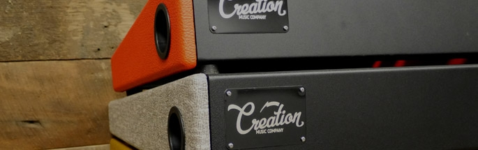 Creation Music Company Pedalboards