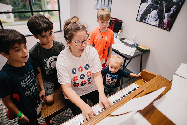 Summer Music Camp in Birmingham AL