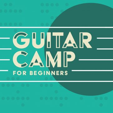 Mason Music Beginner Guitar Camp